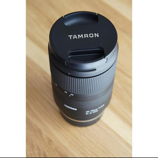 TAMRON - tamron 28-75mm f2.8