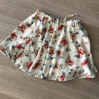 INGNI First 花柄 スカート 140-150
