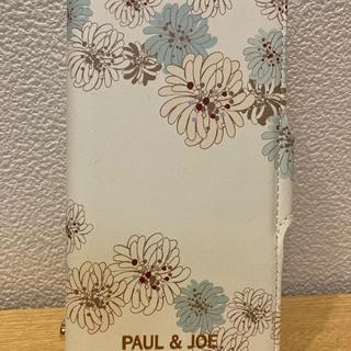 ポールアンドジョー(PAUL & JOE)のマークス iPhoneXS X 対応 スマホケース 手帳型 ポール&ジョー (iPhoneケース)