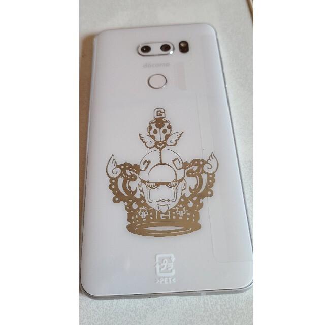 LG Electronics(エルジーエレクトロニクス)のJOJOスマホ L-02K スマホ/家電/カメラのスマートフォン/携帯電話(スマートフォン本体)の商品写真