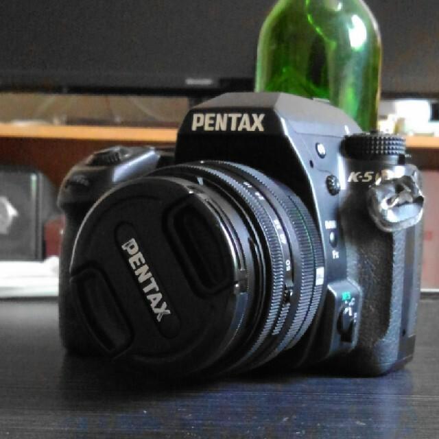 PENTAX(ペンタックス)のPENTAX【K-5】週末のみ値下げ スマホ/家電/カメラのカメラ(デジタル一眼)の商品写真
