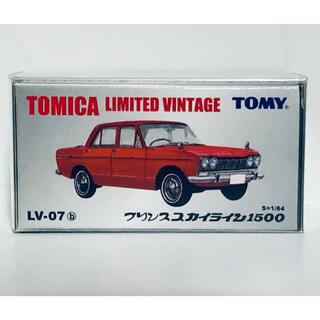 Takara Tomy - ⭐︎トミカリミテッドヴィンテージ LV-07b プリンス スカイライン 絶版