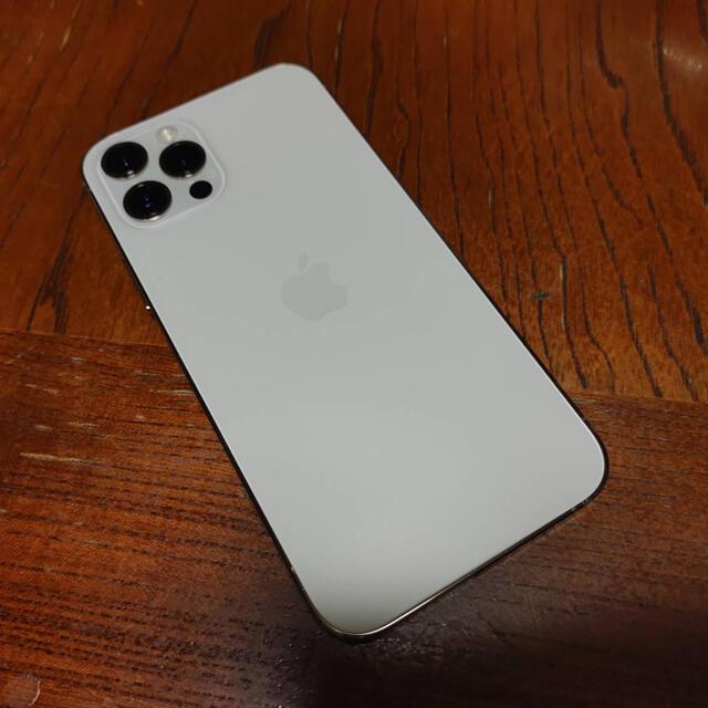 iPhone(アイフォーン)のiPhone 12Pro 128GB SIMフリー スマホ/家電/カメラのスマートフォン/携帯電話(スマートフォン本体)の商品写真