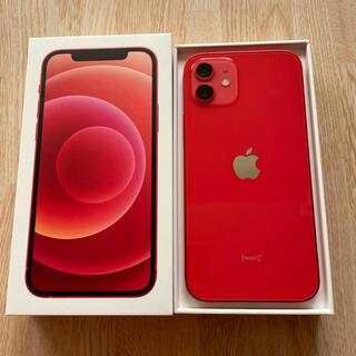 Apple - 新品 / iPhone12 256GB SIMフリー <レッド>