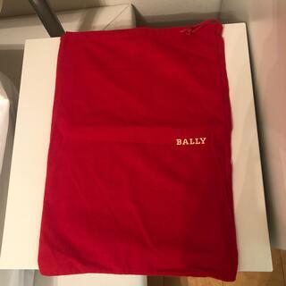バリー(Bally)のBarry     保存袋  赤 40x 29cm  (ショップ袋)