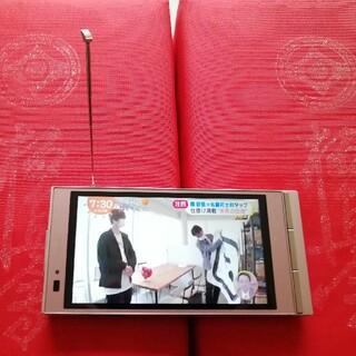 京セラ - ワンセグTV付き スマートフォン  URBANO KYY22