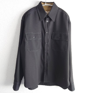 Marni - 未使用品 MARNI 20ss ウールトロピカル ステッチ シャツ マルニ