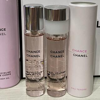 CHANEL - CHANEL チャンスオータンドゥルツィスト&スプレイ