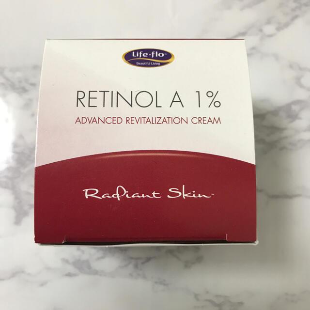 (新品)レチノールA 1% クリーム 50ml /Life-flo コスメ/美容のスキンケア/基礎化粧品(フェイスクリーム)の商品写真
