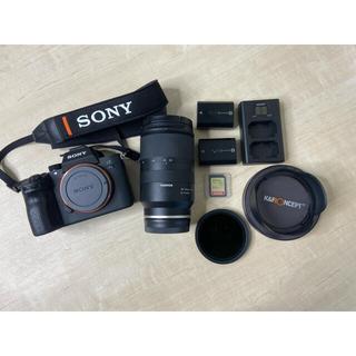 SONY - 【ほぼ未使用品】α7ⅲ 本体 TAMRON 28-75mm セット