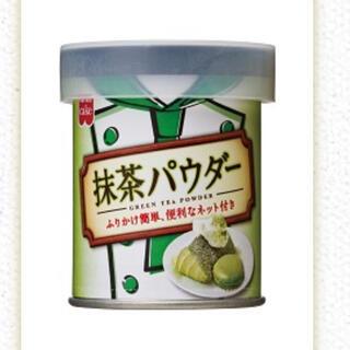 共立食品 抹茶パウダー 缶入り 6缶(菓子/デザート)