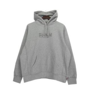 シュプリーム(Supreme)のSupreme 【 KAWS Chalk Logo Hooded Sweat 】(パーカー)