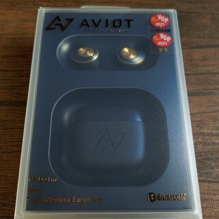 アヴォイド(Avoid)のAVIOT TE-D01M  Bluetooth タッチセンサー内蔵(ヘッドフォン/イヤフォン)