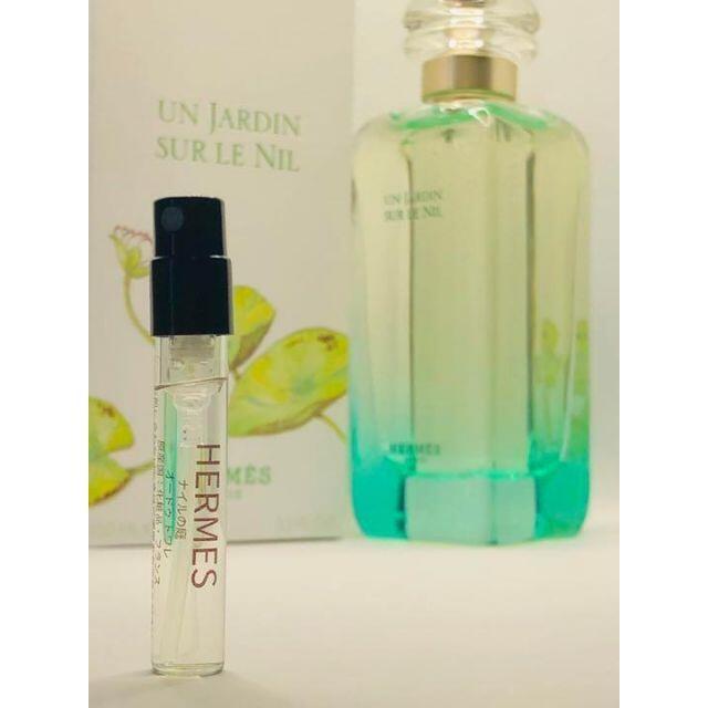 Hermes(エルメス)の[h4]HERMES エルメス 香水 庭シリーズ 4本セット^_^ コスメ/美容の香水(ユニセックス)の商品写真