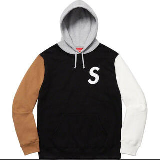 Supreme - supreme S Logo Colorblocked Hooded