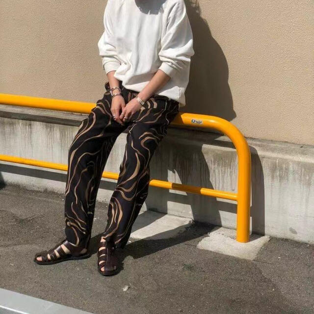 TODAYFUL(トゥデイフル)の完売 Todayful Leather Belt Sandals ブラウン レディースの靴/シューズ(サンダル)の商品写真