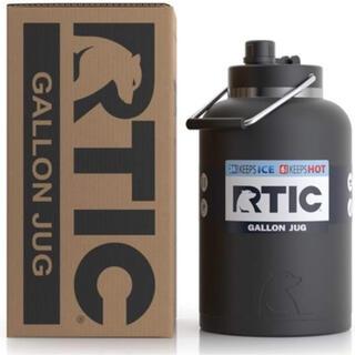 サーモス(THERMOS)のRTIC 1GALLON JUG 3.8L アールティック ワンガロンジャグ 黒(食器)