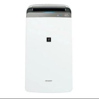 SHARP - ※ACE様専用※ シャープ 衣類乾燥除湿機 CV-J180 ホワイト