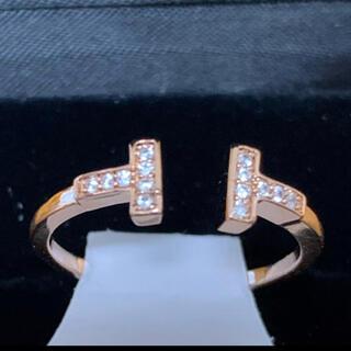Tiffany & Co. - Tワイヤーリングラスト1点