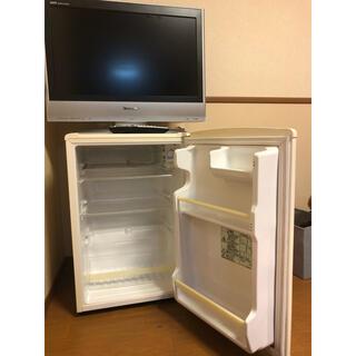 パナソニック(Panasonic)の冷蔵庫テレビセット売り(冷蔵庫)