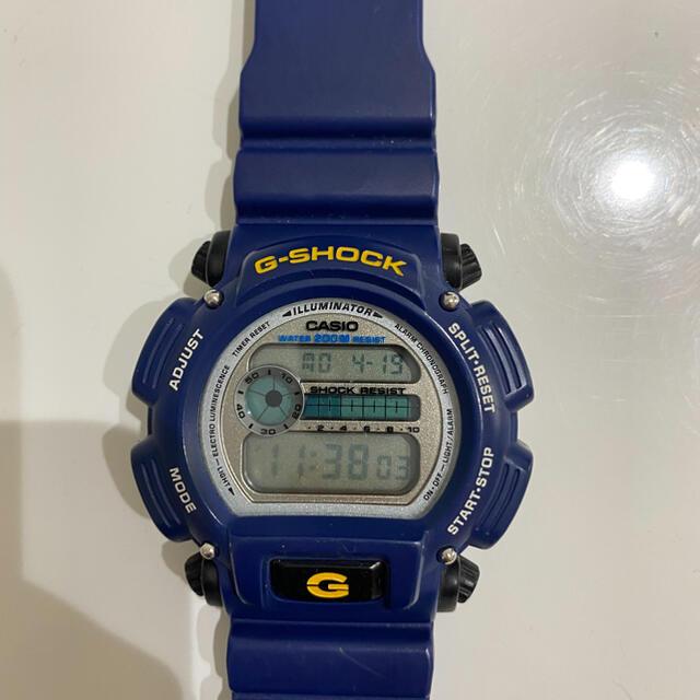 G-SHOCK(ジーショック)のG SHOCK メンズの時計(ラバーベルト)の商品写真