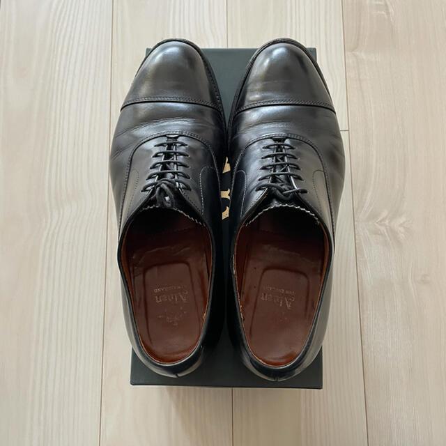 Alden(オールデン)のAlden 907/オールデン 907 ストレートチップ 内羽根 箱付 メンズの靴/シューズ(ドレス/ビジネス)の商品写真