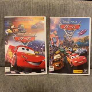 Disney - カーズ カーズ2 DVD ディズニーピクサー ディズニーDVD セット レンタル