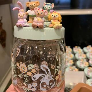 Disney - スプリングインブルーム ダッフィー フレンズ アソーテッドティー 紅茶