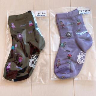 アナスイミニ(ANNA SUI mini)のANNA SUImini ソックス セット(靴下/タイツ)