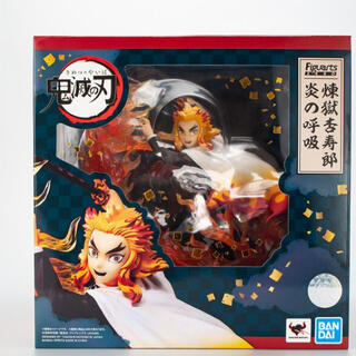 BANDAI - 鬼滅の刃 フィギュアーツzero 煉獄杏寿郎 炎の呼吸