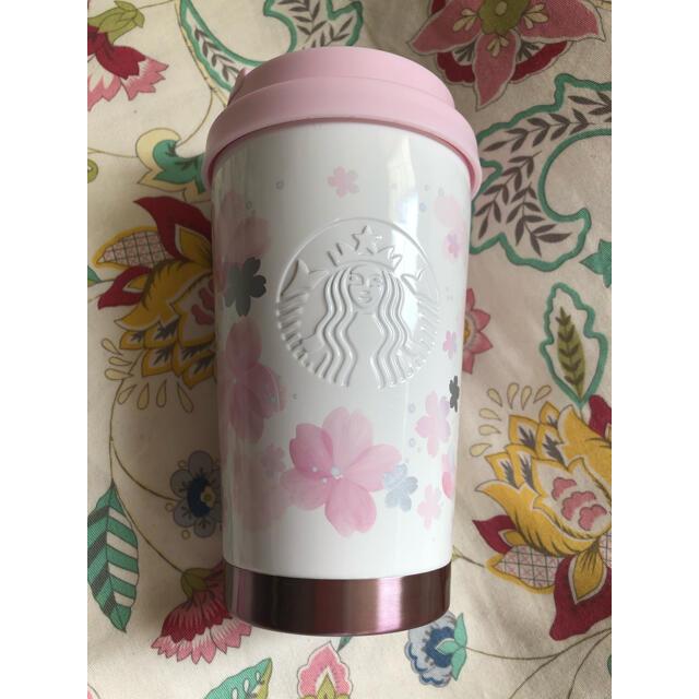 Starbucks Coffee(スターバックスコーヒー)のスターバックス   SAKURA2020 ステンレスタンブラー インテリア/住まい/日用品のキッチン/食器(タンブラー)の商品写真