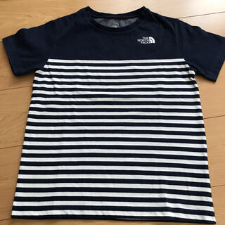 THE NORTH FACE - ノースフェイス  キッズ 半袖Tシャツ 150
