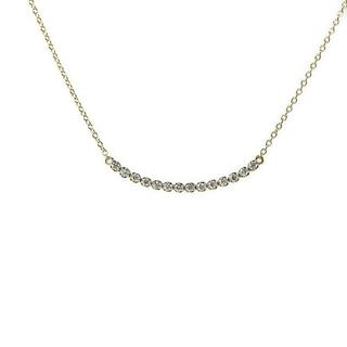 AHKAH - アーカー believe(ビリーブユー) ダイヤモンド ネックレス・ペンダント