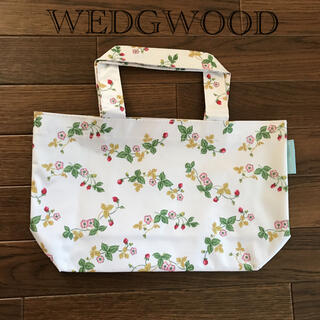 ウェッジウッド(WEDGWOOD)の新品未使用 WEDGWOOD トートバッグ(弁当用品)