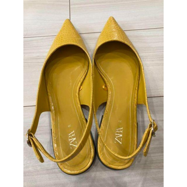 ZARA(ザラ)のZARAパンプス レディースの靴/シューズ(ハイヒール/パンプス)の商品写真
