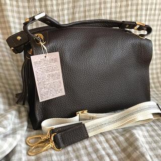 ATAO - タグ付き新品 イアンヌ   オリビア  ショコラ 2wayバッグ