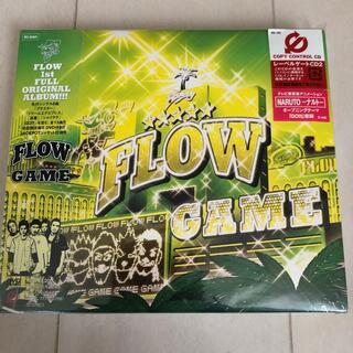 FLOW GAME 1stアルバム CD+DVD