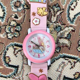 マイメロディ(マイメロディ)の⭐︎マイメロ 腕時計⭐︎(腕時計)