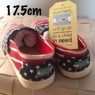 トムズ(TOMS)のToms♡スリッポン(スリッポン)
