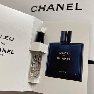 CHANEL - ブルー ドゥ シャネル オードゥ パルファム(香水) サンプル 新品未使用