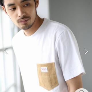 coen - coen コーエン SMITH'S別注ポケットTシャツ半袖 メンズ