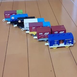 トミー(TOMMY)のプラレール 貨物・コンテナ 車両(電車のおもちゃ/車)
