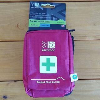 カリマー Pocket First Aid Kit ファーストエイド キット