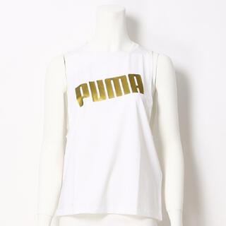 プーマ(PUMA)の【新品】PUMA プーマ 後ろ姿がとにかく可愛い♡ L タンクトップ(タンクトップ)