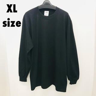 SHAKA WEAR ブラック XL MAX HEAVYWEIGHT ロンT(Tシャツ/カットソー(七分/長袖))