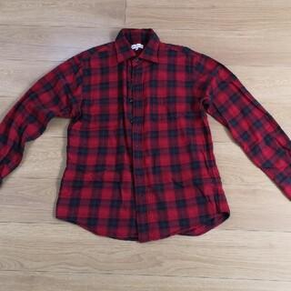 シマムラ(しまむら)のしまむら メンズ チェックシャツ(シャツ)