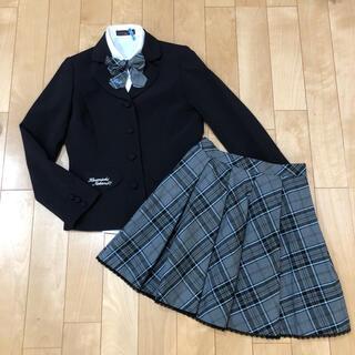 ヒロミチナカノ(HIROMICHI NAKANO)のヒロミチナカノ 中野裕通 キッズ フォーマル 女の子 スーツ セット 160㎝(ドレス/フォーマル)