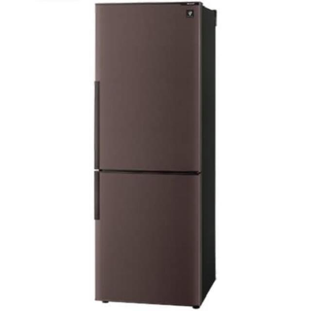 SHARP(シャープ)のSHARP 冷蔵庫 スマホ/家電/カメラの生活家電(冷蔵庫)の商品写真