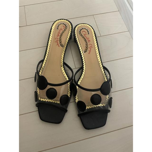 Ron Herman(ロンハーマン)の【最終価格】ロンハーマン RonHerman シャーロットオリンピア サンダル レディースの靴/シューズ(サンダル)の商品写真