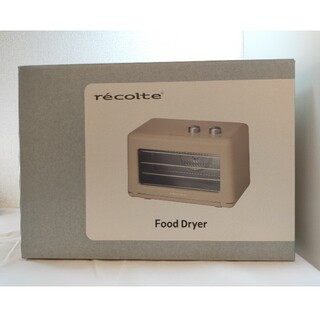 recolte フードドライヤー  食品乾燥機 RFD-1(W)